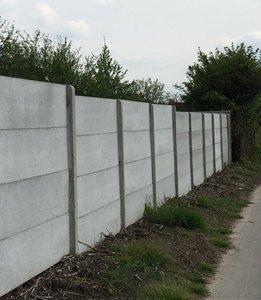 cloture beton
